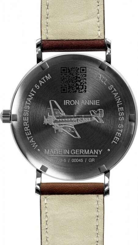 Iron Annie - Classic