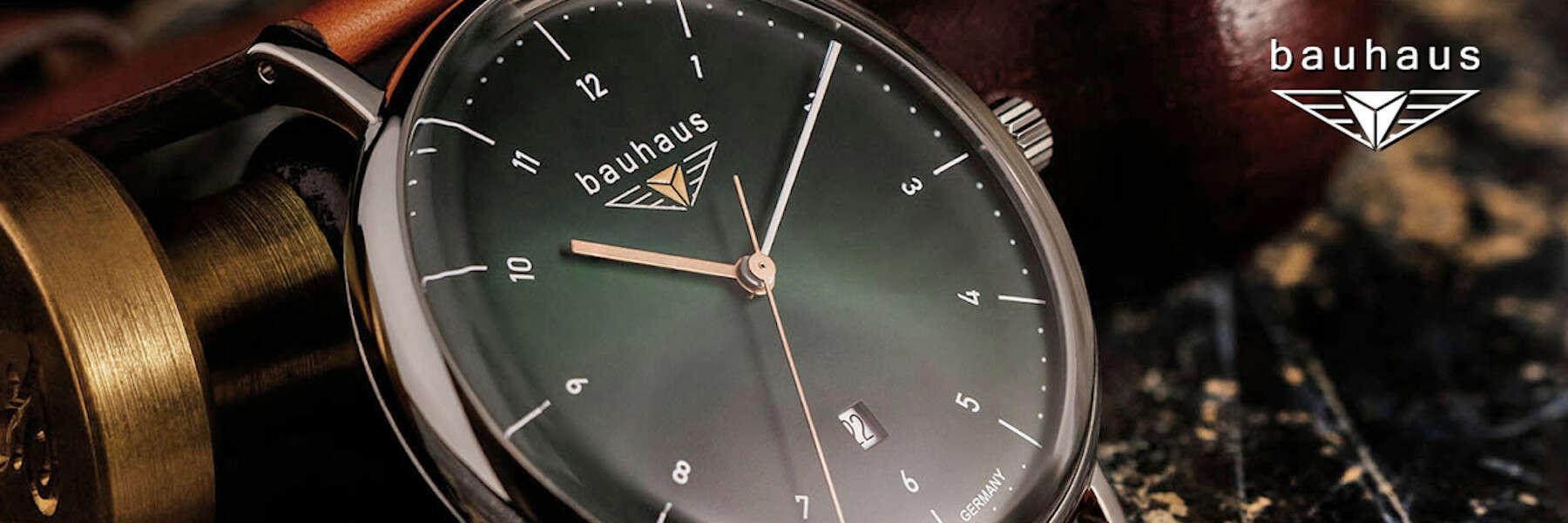 Uhren Daniel Heckmann - Bauhaus