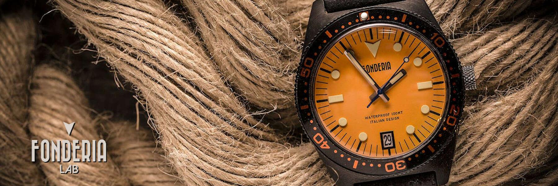 Uhren Daniel Heckmann - Fonderia