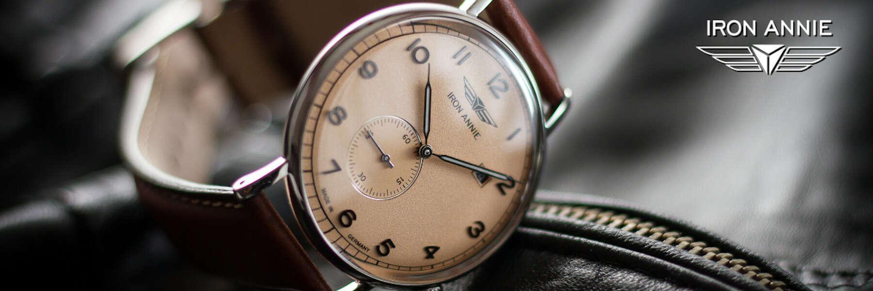Uhren Daniel Heckmann - Iron Annie