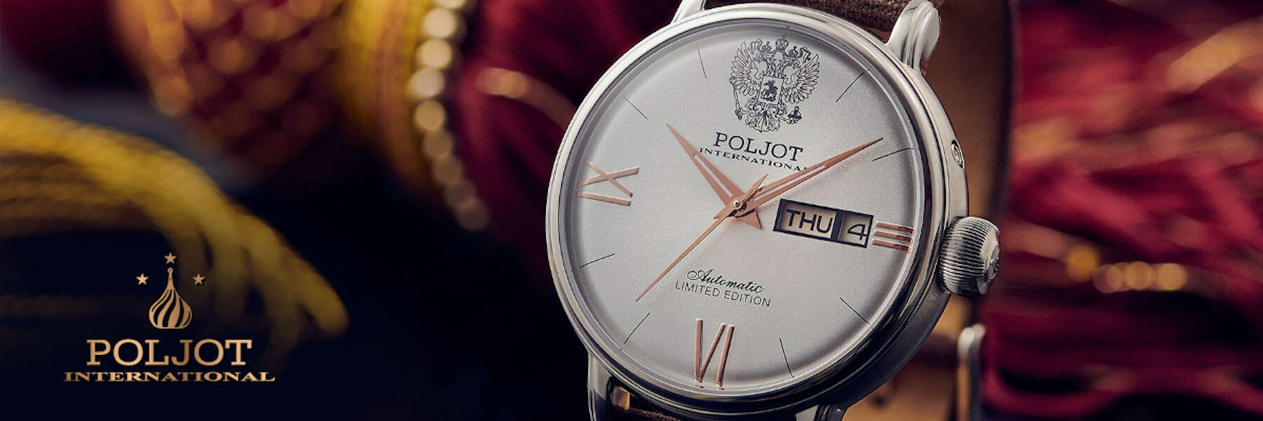 Uhren Daniel Heckmann - Poljot International
