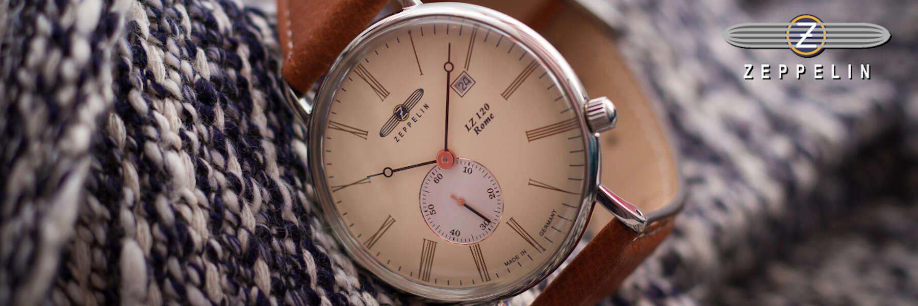 Uhren Daniel Heckmann - Zeppelin